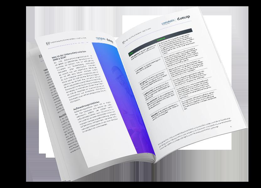 Whitepaper comdatis - Archivierung mit SharePoint Online