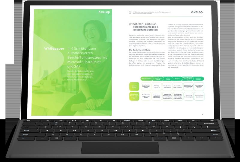 Whitepaper-Beschaffungsprozess-mit SharePoint-und SAP